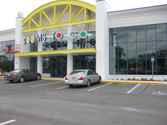 Rooms to Go Commercial Installations Winslow